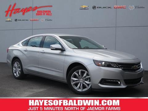2018 Chevrolet Impala for sale in Alto, GA