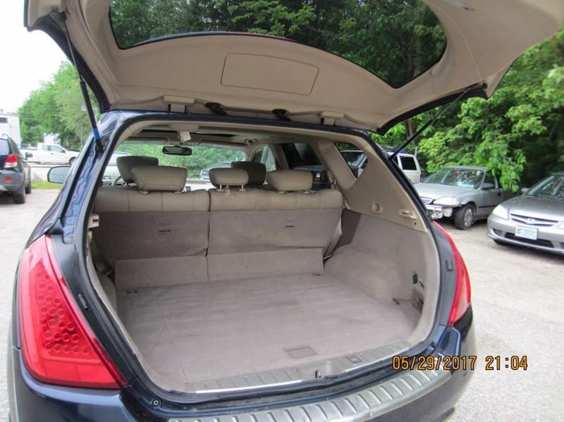 2006 Nissan Murano AWD SE 4dr SUV - Milford NH
