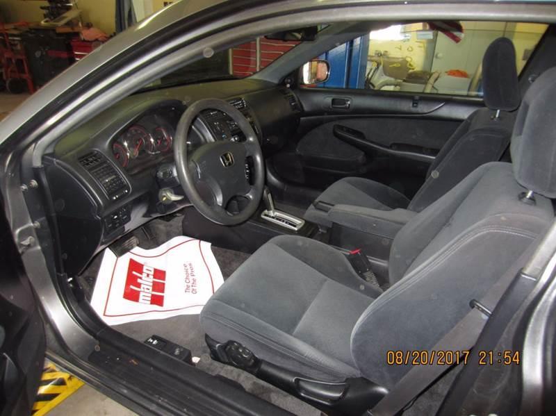2005 Honda Civic EX 2dr Coupe - Milford NH