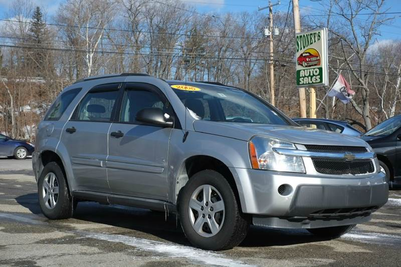 2006 chevrolet equinox ls awd 4dr suv in milford nh. Black Bedroom Furniture Sets. Home Design Ideas