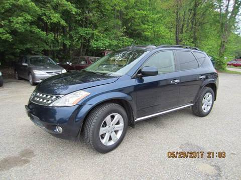 2006 Nissan Murano for sale in Milford NH