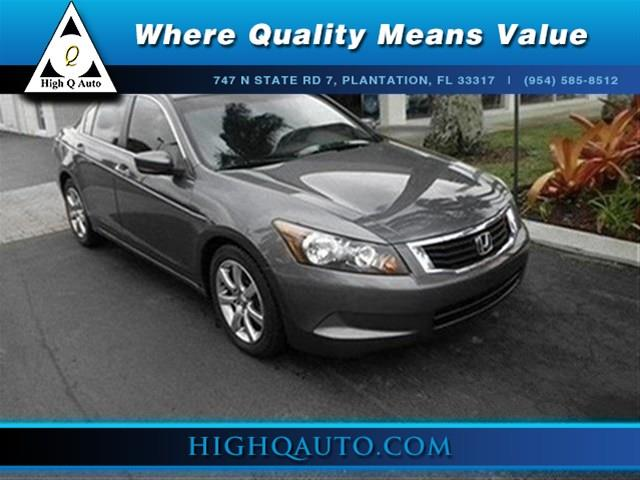 2010 Honda Accord for sale in Plantation FL
