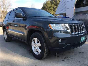 2011 Jeep Grand Cherokee for sale in Warrensburg, NY
