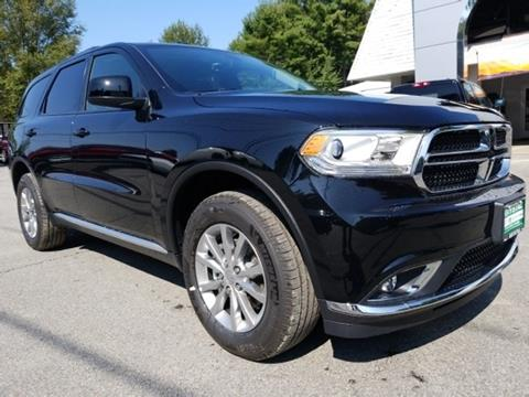 2018 Dodge Durango for sale in Warrensburg, NY