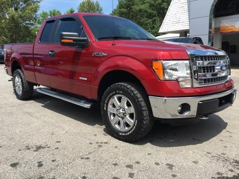2013 Ford F-150 for sale in Warrensburg, NY