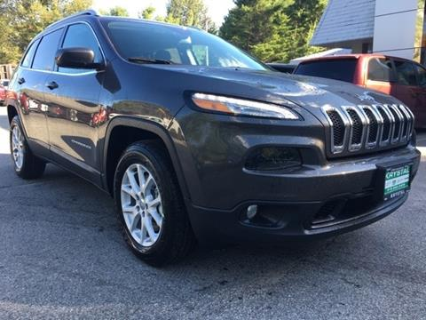 2018 Jeep Cherokee for sale in Warrensburg, NY
