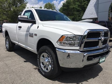 2017 RAM Ram Pickup 2500 for sale in Warrensburg, NY