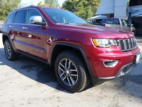 2018 Jeep Grand Cherokee for sale in Warrensburg, NY