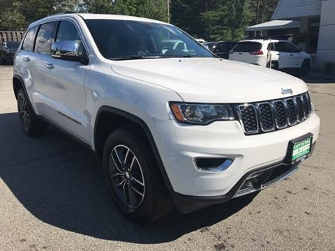 2017 Jeep Grand Cherokee for sale in Warrensburg, NY