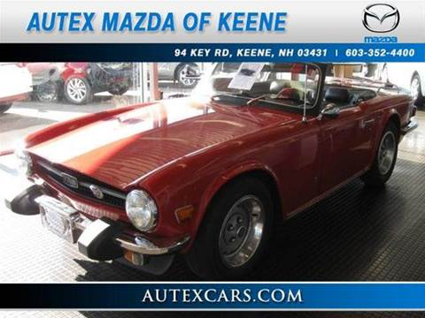 1975 Triumph TR6 for sale in Keene, NH