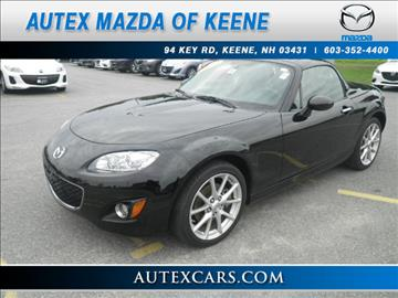 2010 Mazda MX-5 Miata for sale in Keene, NH
