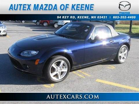 2008 Mazda MAZDASPEED MX-5 for sale in Keene, NH