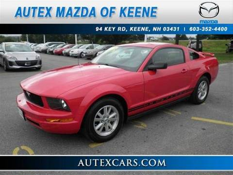 2006 Ford Mustang for sale in Keene, NH