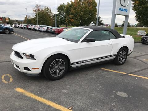 2012 Ford Mustang for sale in Keene, NH