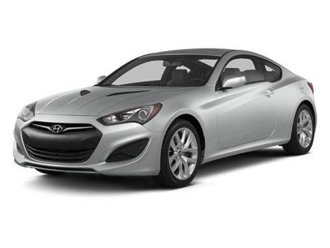 2013 Hyundai Genesis Coupe for sale in Keene, NH