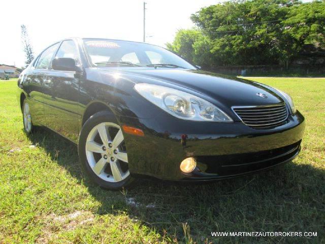 Lexus Es 330 For Sale In Miami Fl Carsforsale Com