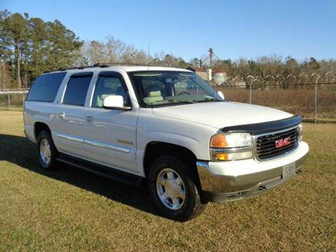 2004 gmc yukon for sale in south carolina for Thoroughbred motors florence sc
