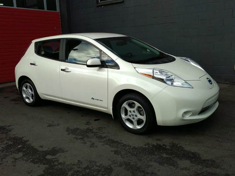 Lease Car Seattle Nissan