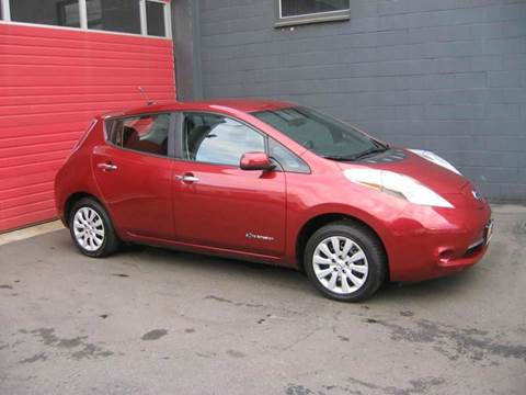 2013 Nissan LEAF for sale in Seattle, WA
