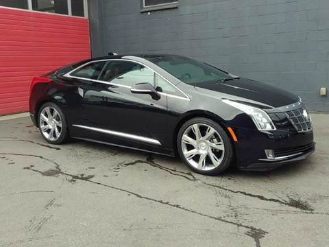 2014 Cadillac ELR for sale in Seattle, WA