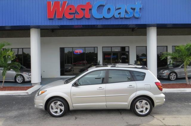 2004 Pontiac Vibe for sale in SAINT PETERSBURG FL