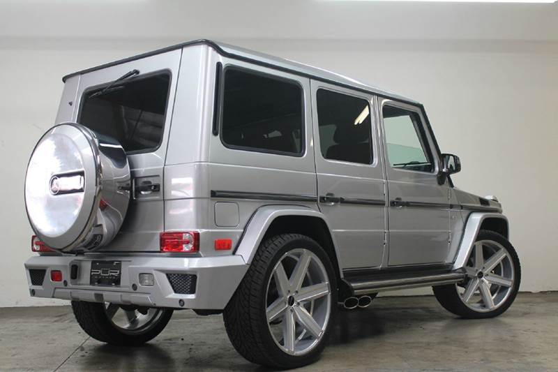 Mercedes benz g class for sale in richmond va for 2005 mercedes benz suv for sale