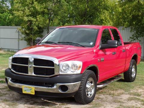 2008 Dodge Ram Pickup 2500 for sale in Conroe, TX