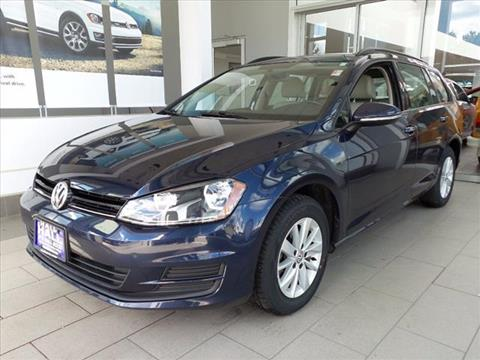 2015 Volkswagen Golf SportWagen for sale in Brooksfield, WI