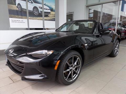 2017 Mazda MX-5 Miata for sale in Brooksfield, WI