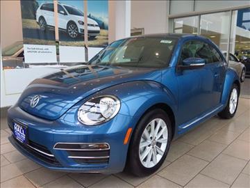 2017 Volkswagen Beetle for sale in Brooksfield, WI