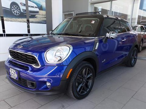 2013 MINI Paceman for sale in Brooksfield, WI