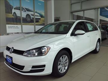 2017 Volkswagen Golf SportWagen for sale in Brooksfield, WI