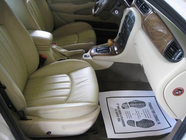 2004 Jaguar x Type 3.0 Awd 4dr