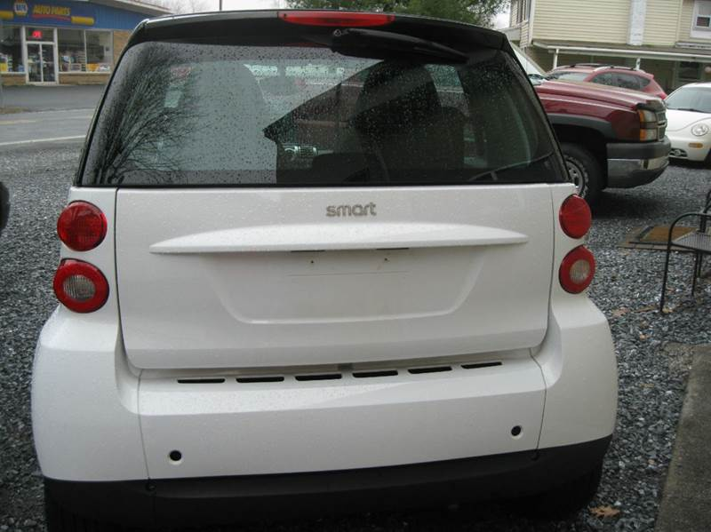 2009 Smart fortwo passion 2dr Hatchback - Lebanon PA