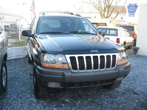 2001 Jeep Grand Cherokee for sale in Lebanon, PA