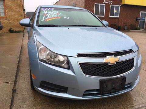 2011 Chevrolet Cruze for sale in Euclid, OH