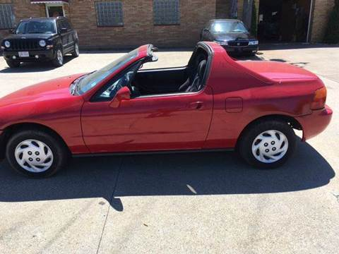 1996 Honda Civic del Sol for sale in Euclid, OH
