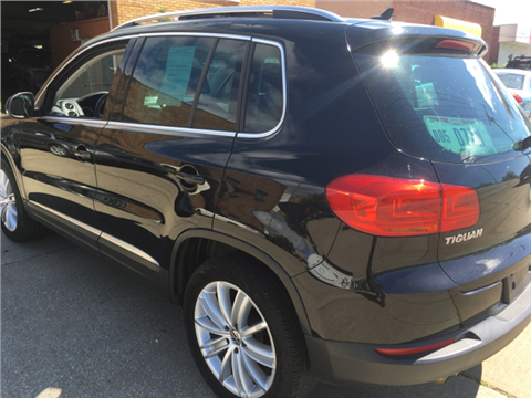2012 Volkswagen Tiguan for sale in Euclid, OH