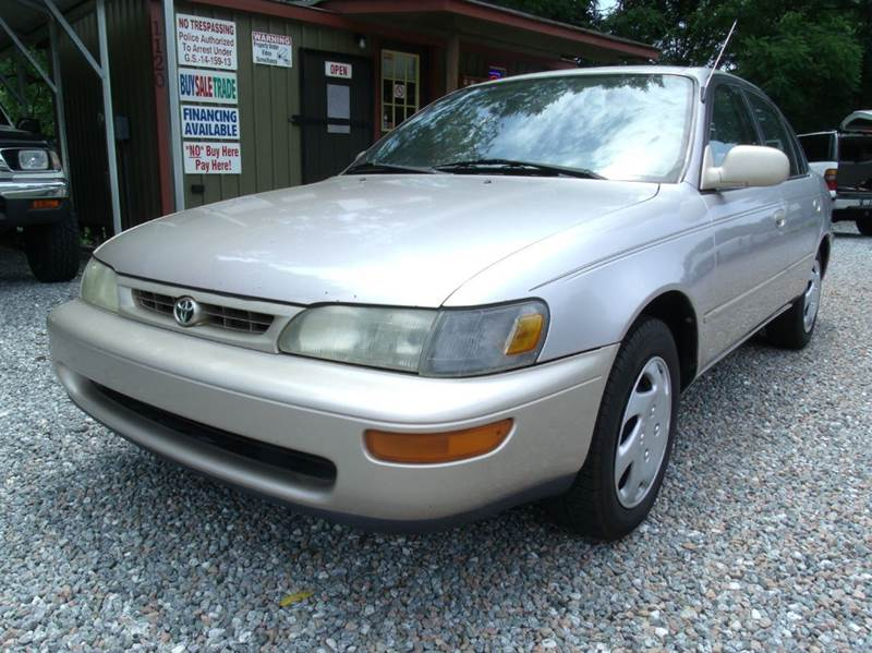 1996 toyota corolla for sale in connecticut. Black Bedroom Furniture Sets. Home Design Ideas