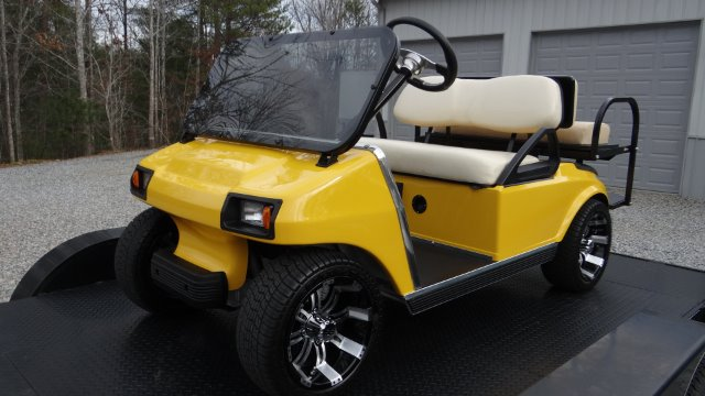 2005 Club Car ELECTRIC