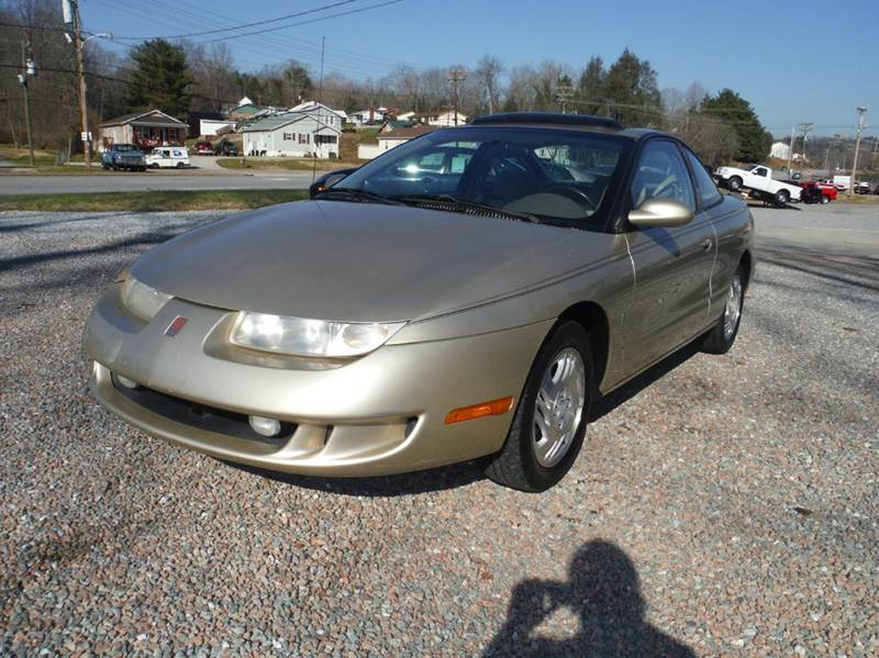 1999 Saturn S-series Sc2 2dr Coupe In Lenoir Nc