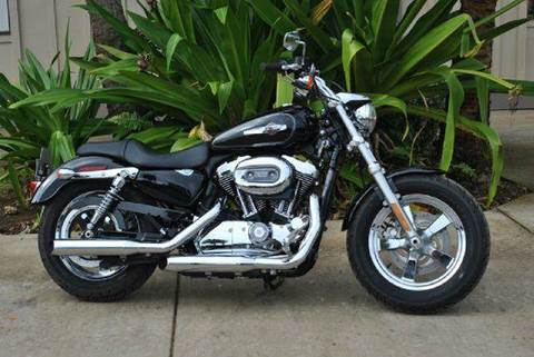 2013 Harley-Davidson XL1200C for sale in Lihue HI