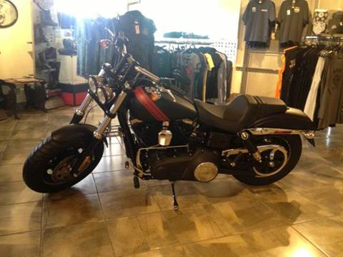 2014 Harley-Davidson FXDB (FAT BOB) for sale in Lihue HI