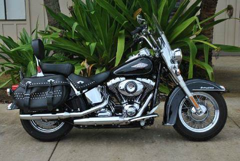2012 Harley-Davidson FLSTC for sale in Lihue HI