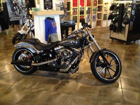 2014 Harley-Davidson FX-SB for sale in Lihue HI