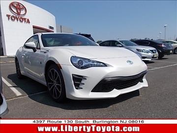 2017 Toyota 86 for sale in Burlington, NJ