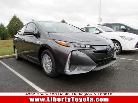 2017 Toyota Prius Prime for sale in Burlington, NJ