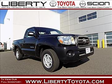 2009 toyota tacoma for sale new jersey. Black Bedroom Furniture Sets. Home Design Ideas