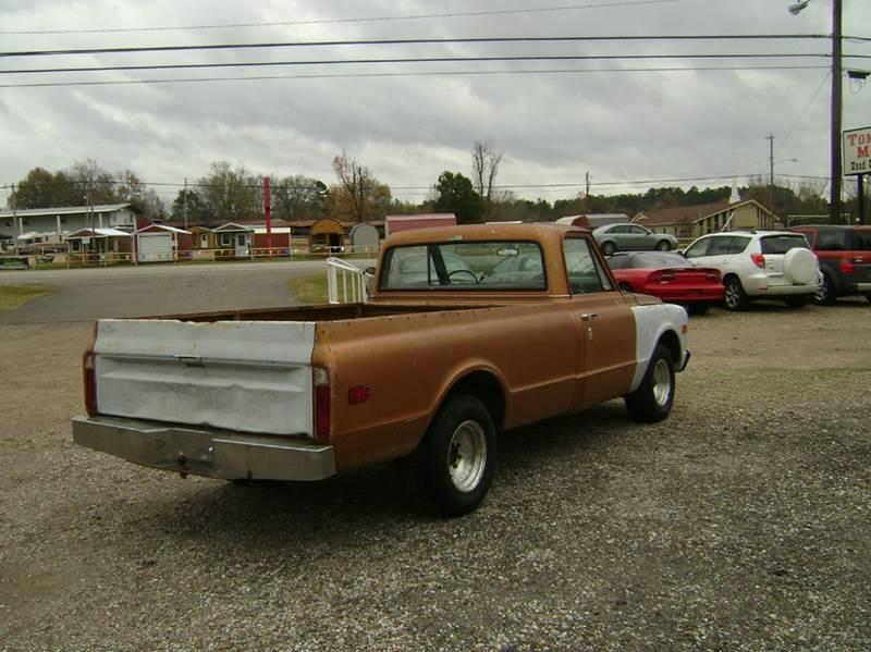 1968 Chevrolet C/K 10 Series CHEYENNE L/WIDE - Texarkana TX
