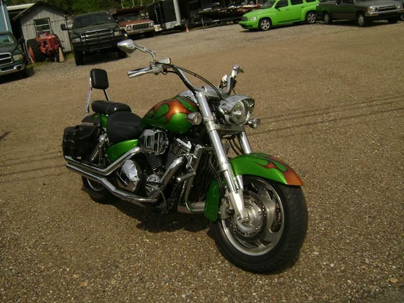 2005 Honda VTX  1800 CUSTOM - Texarkana TX